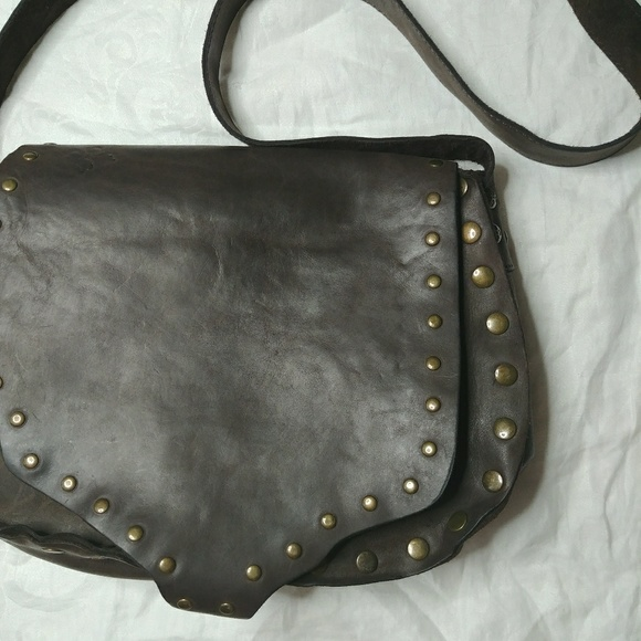 5dc0c9b7c318 Patricia Nash Berlino Saddle Bag Crossbody Studded.  M 5b4fe019a5d7c69d1ed1eda3